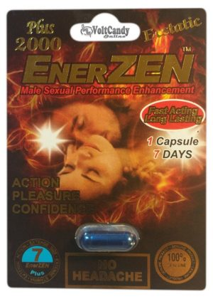 EnerZEN Plus 2000 Ecstatic (6 PACK)