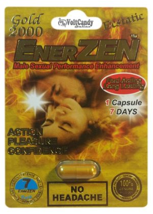 EnerZEN Gold 2000 Ecstatic (6 PACK)