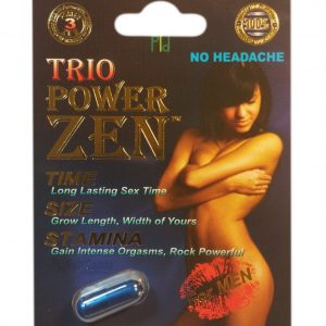 TRIO PowerZEN 1500mg (6 PACK)