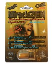 Triple MiracleZEN Gold 1750mg BOX (24 PACK)