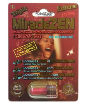 Triple MiracleZEN Extreme 1750mg BOX (24 PACK)