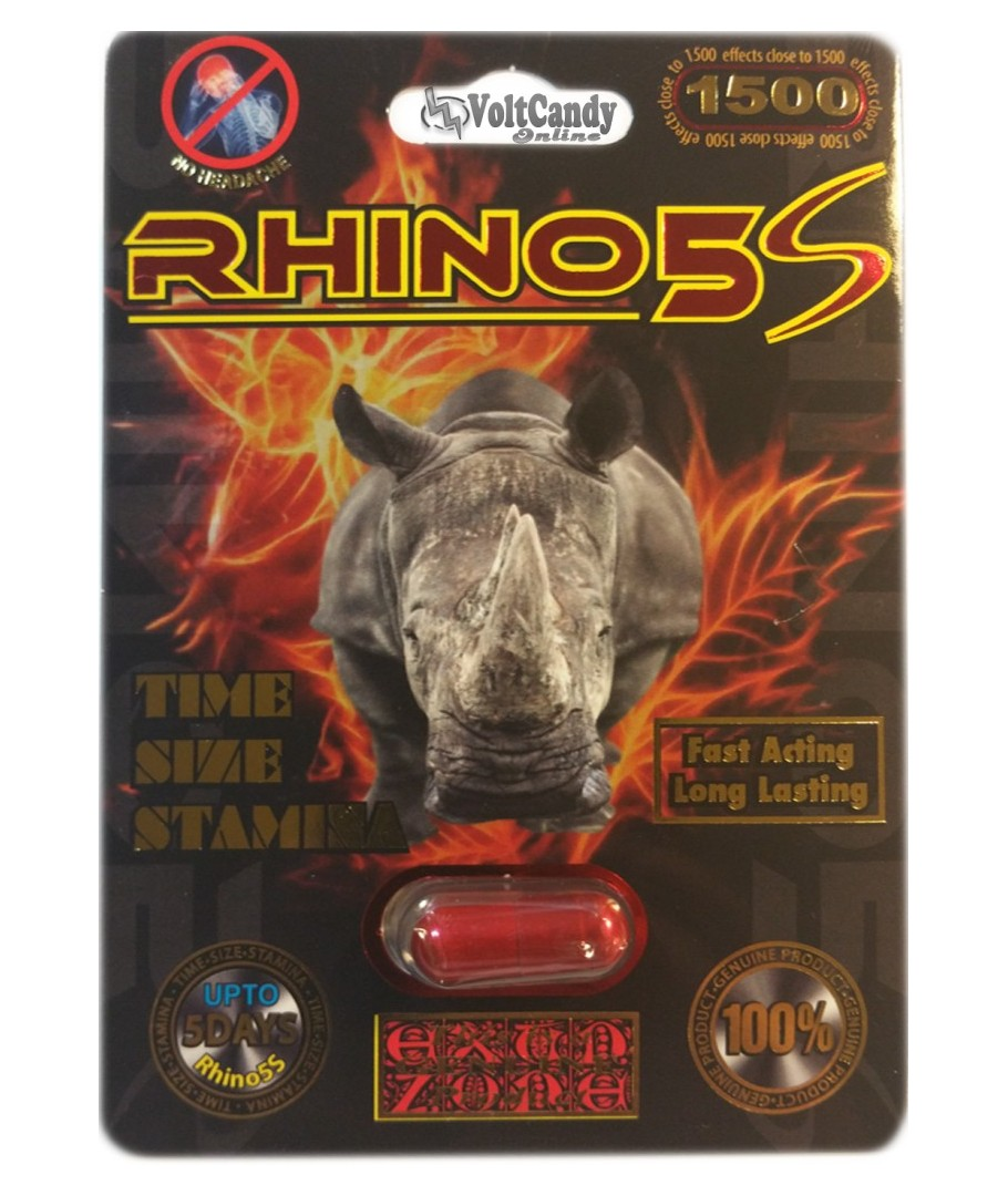 RHINO 5S 1500 BOX (24 PACK)