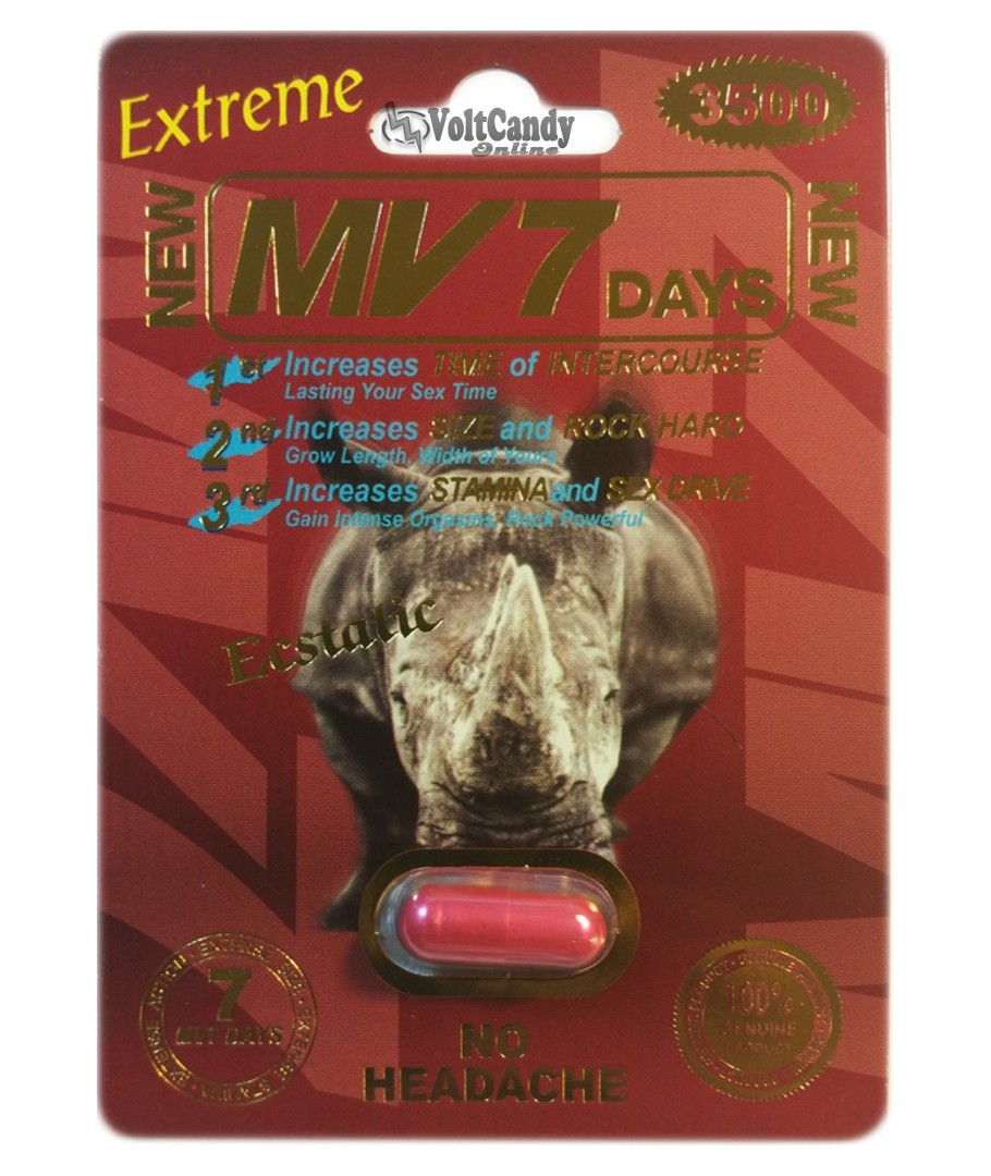 MV7 Days Extreme 3500 BOX (24 PACK)