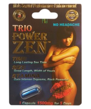 TRIO PowerZEN 1500mg (12 PACK)