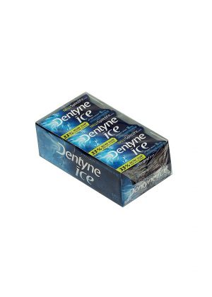 DENTYNE ICE PEPPERMINT Sugar Free Gum 16 Ct. - 9 Pk.