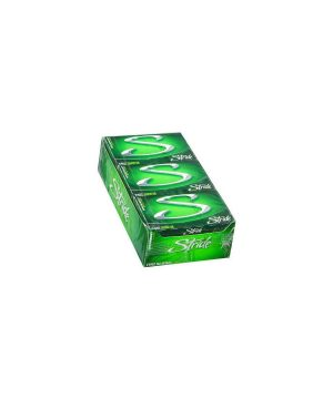 Stride SPEARMINT Sugar Free Gum 12 pack, 14 piece each