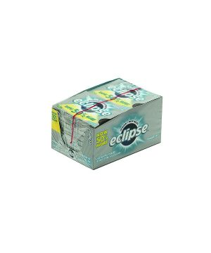 Eclipse Sugar Free Gum, POLAR ICE - 8 pack, 18 pieces each