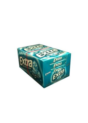 Extra POLAR ICE Gum, Sugar free - 10 - 15 sticks packages [150 sticks]