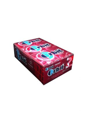 WRIGLEY ORBIT CINNAMINT REMIX 12 CT - 14 Pieces [168 pieces]