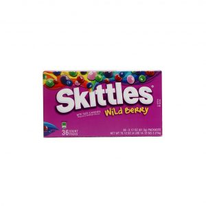 SKITTLES WILD BERRY 36 CT.36 / 2.17 oz. bags