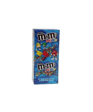 M&M Minis Chocolate Candies, Milk Chocolate - 24 pack, 1.94 oz tubes