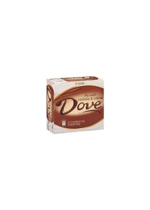 Dove Candy Bars, Cookies & Creme - 18 pack, 1.34 oz each