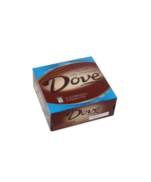Dove Milk Chocolate, Silky Smooth - 18 pack, 1.44 oz bars