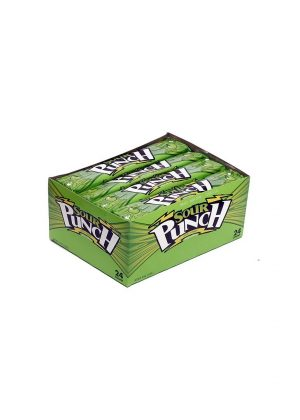 SOUR PUNCH APPLE 24 count, 48 oz box