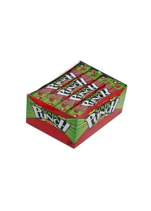 SOUR PUNCH STRAWBERRY 24 count, 48 oz box