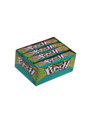 SOUR PUNCH WATERMELON 24 count, 48 oz box