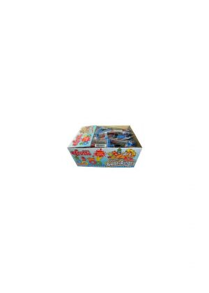 E.FRUTTI GUMMI BEAR RING 100CT