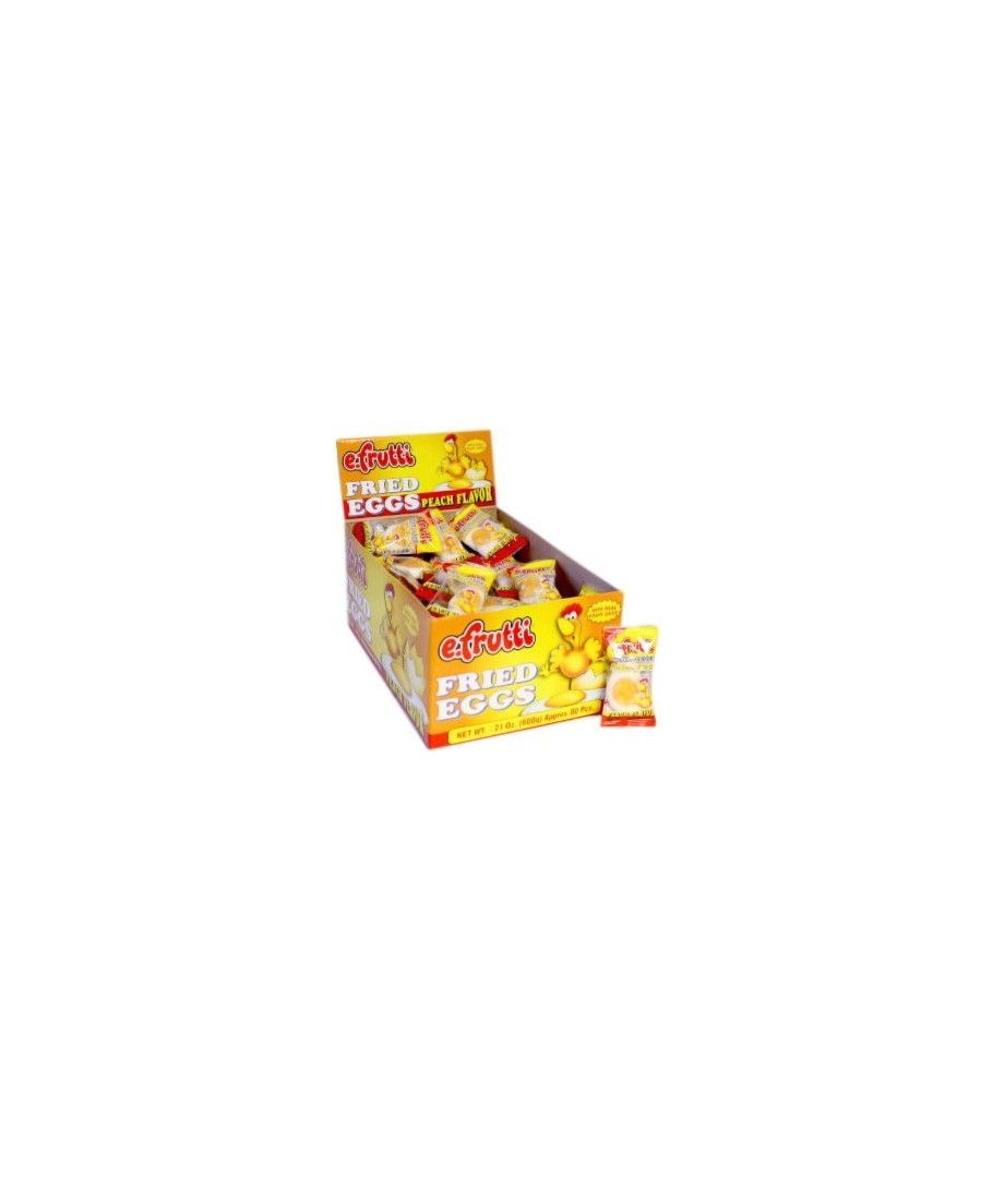 E.FRUTTI FRIED EGGS 80CT