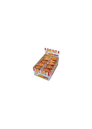E.FRUTTI GUMMI HOT DOG 60CT