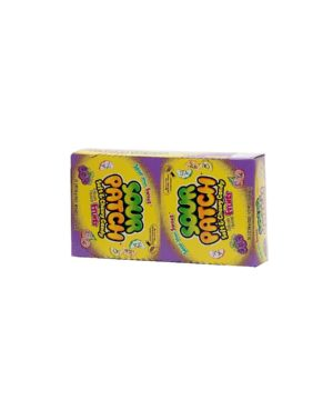 SOUR PATCH Soft Candy FRUIT 24 pack, 2 oz bags