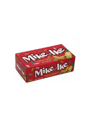 Mike & Ike Jelly Candy - TROPICAL 24 pack, 1.8 oz each