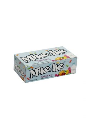 Mike & Ike Jelly Candy - ITALIAN ICE 24 pack, 1.8 oz each