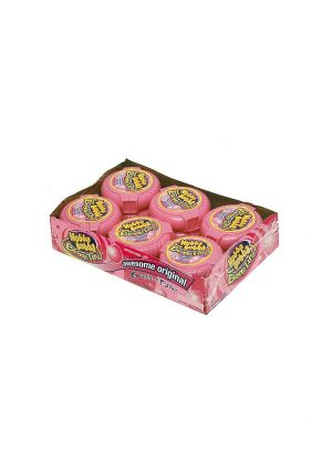 Hubba Bubba Bubble Tape Bubble Gum Original - 12 rolls, 2 oz each