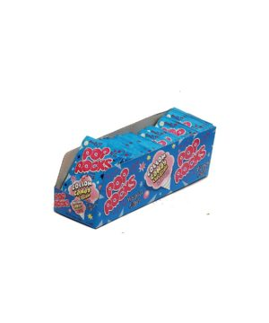 Pop Rocks Popping Candy, COTTON CANDY - 36 pack, 0.33 oz packages