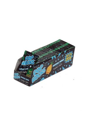 Pop Rocks Popping Candy, Tropical Punch - 36 pack, 0.33 oz packages