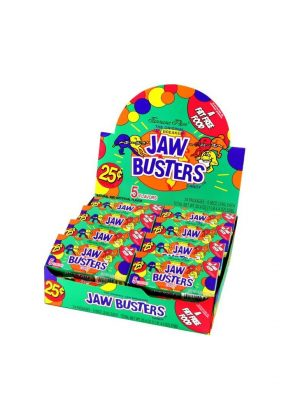 Ferrara Pan 25C JAW BUSTERS 24 CT
