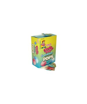 BLOW POP FLUFFY STUFF lollipops 48 CT