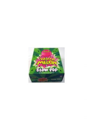 BLOW POP WATER MELON lollipops 48 CT