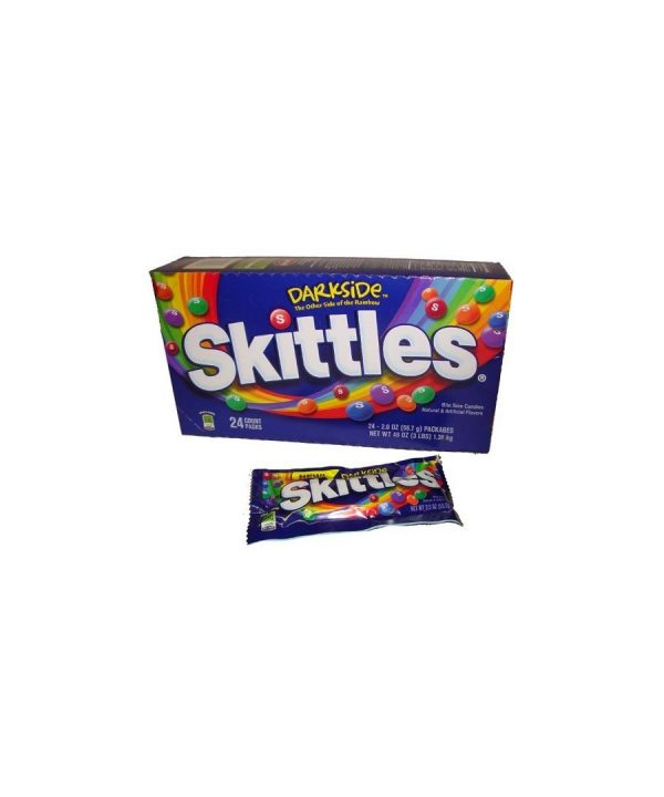 SKITTLES 24 CT DARKSIDE
