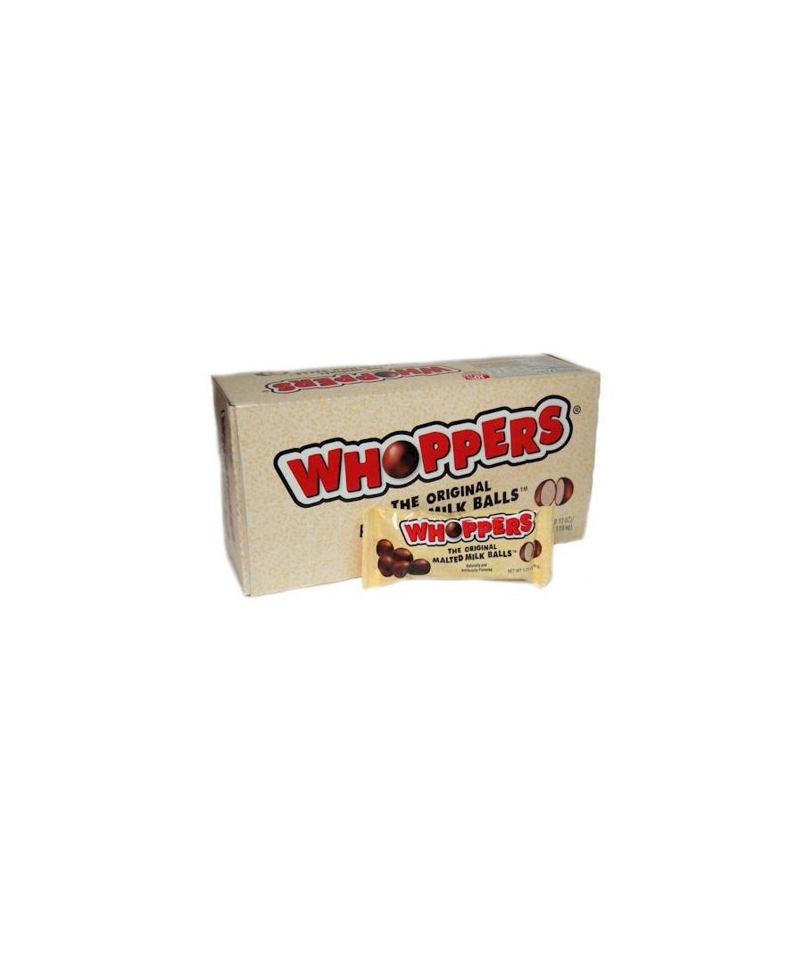 HERSHEYS 24 CT WHOPPERS