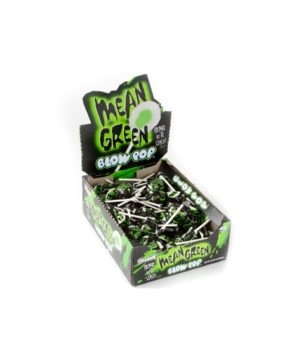 BLOW POP MEAN GREEN 48 CT
