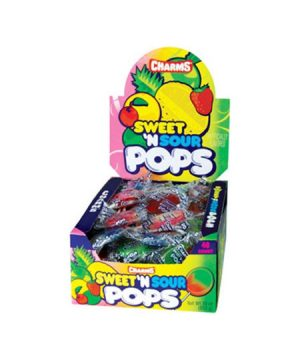 BLOW POP SWEET N SOUR 48 CT