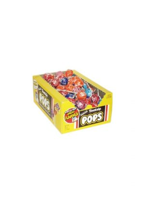 TOOTSIE POPS ASSORTED 100 CT