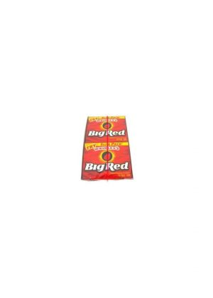WRIGLEY T-PK BIG RED 10 CT