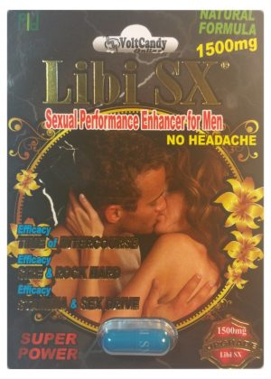 Libi SX 1500mg (12 PACK)