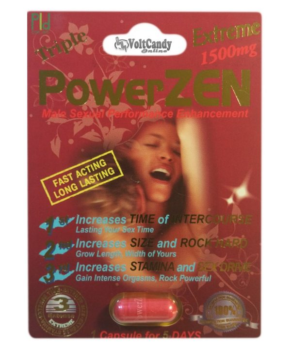 Triple PowerZEN Extreme 1500mg (12 PACK)