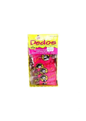 INDY DEDOS HOT CANDY 12 CT