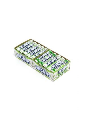 LIFESAVERS MINT SPEAROMINT - 20 rolls, 14 pieces each