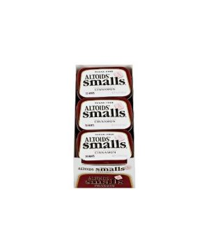 ALTOIDS Smalls Cinnamon - 9 count, 0.37 oz box