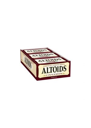 ALTOIDS Mints Cinnamon - 12 pack, 1.76 oz each