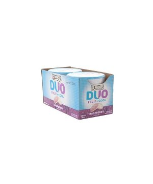 ICE BREAKER DUO Raspberry Sugar Free Mints, 8 CT - 1.3 oz each