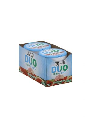 ICE BREAKER DUO Watermelon Sugar Free Mints, 8 CT - 1.3 oz each
