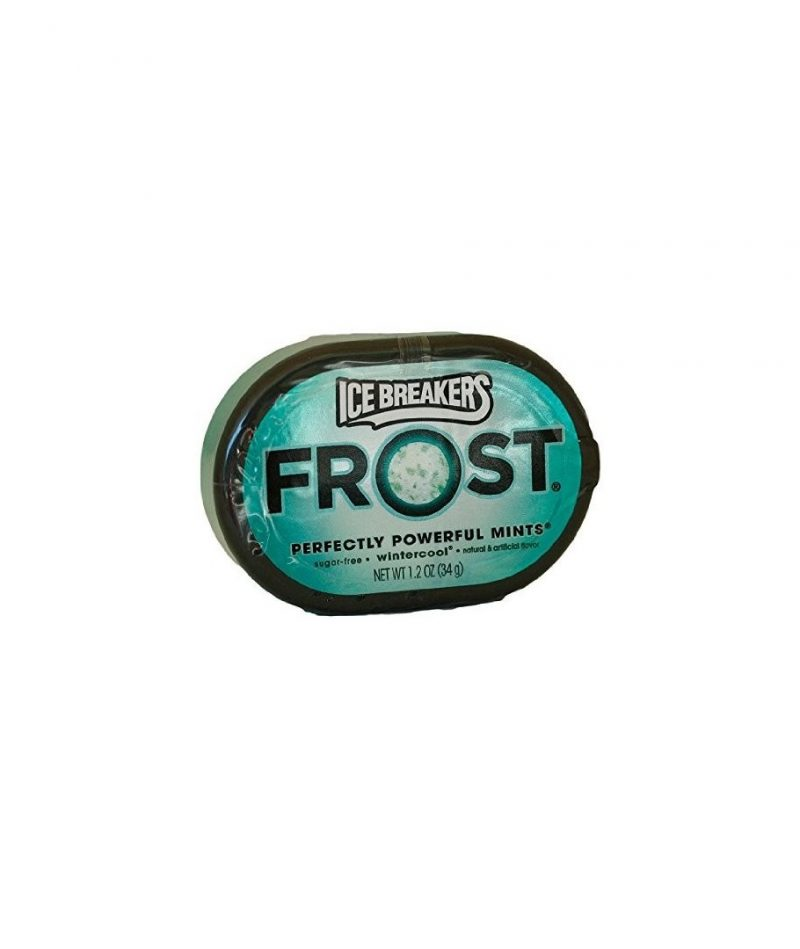 Ice Breakers Frost Mints, Wintercool – 6 pack 1.2 oz each
