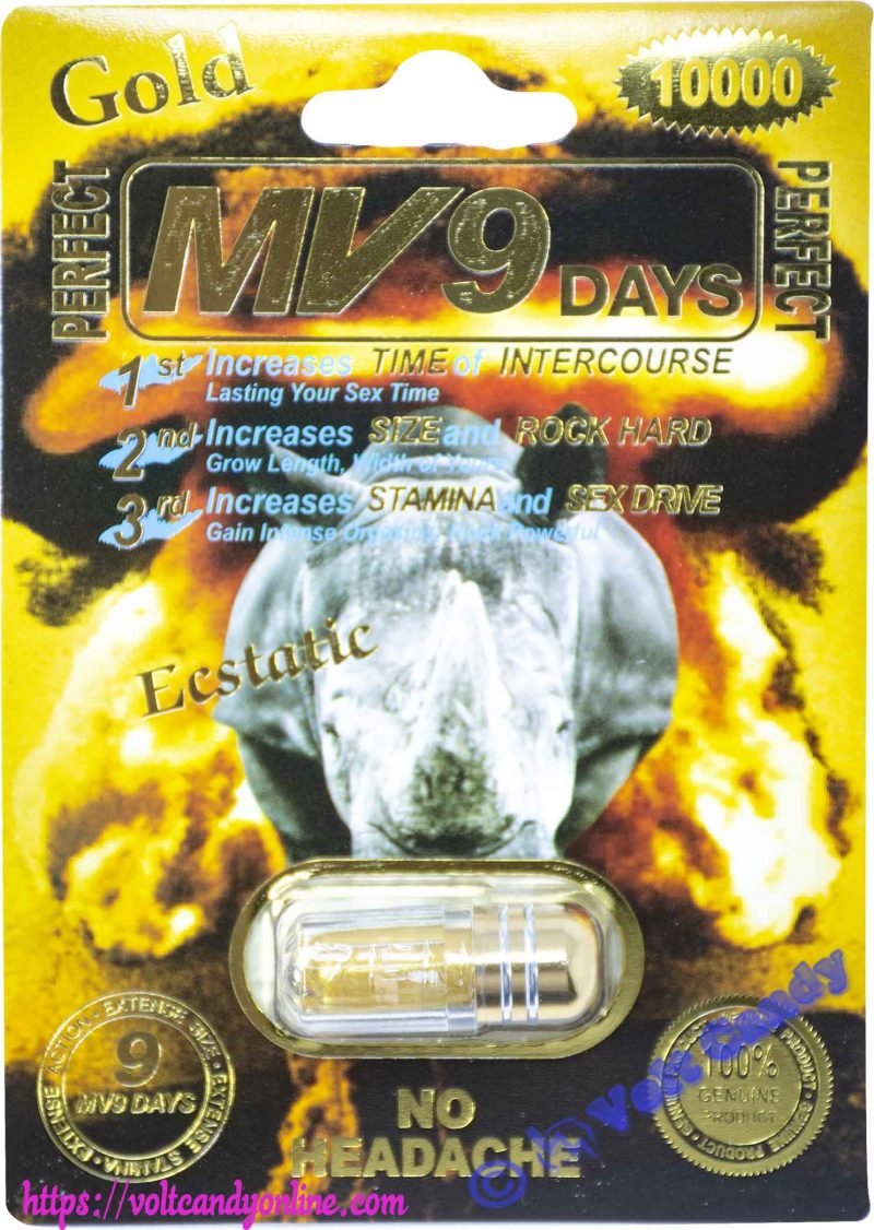 mv9 days gold pill