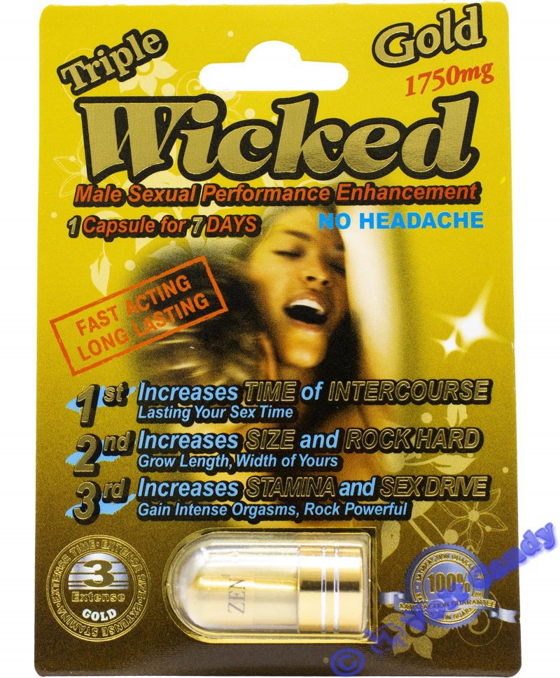 Wicked gold-1